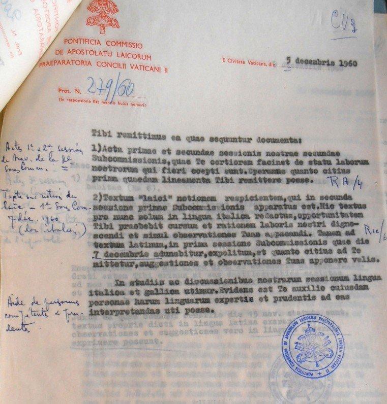Latin documents 05 12 1960