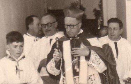 Bishop Charles-Marie Himmer