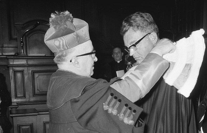 Bishop Albert Descamps